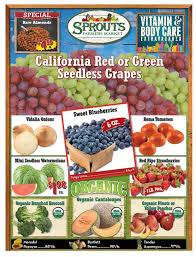 la mesa sprouts farmers market