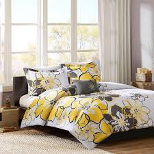 Yellow And Grey Room Yellow And Grey Bedroom Accessories Wooden Chest Of Drawer On The