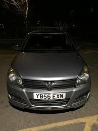 2007 vauxhall astra sri cdti x pack 1 9l turbo diesel 6