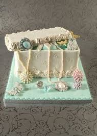 cake jewelry jewelry box cake by top nosh cakes cake boxed