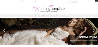 wedding websites search best themes for wedding websites in 2015 web designer hub