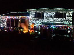 American Flag Christmas Lights 20 Worst Christmas Light Display Fails Meme Collection