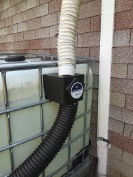 First Flush Diverter Plans by Aquabarrel R Aquabarrel How To Make A Rain Barrel 275 Gallon