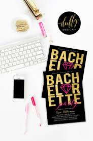 29 best bachelorette party invitations images on pinterest