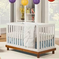 3 In 1 Convertible Crib Baby Mod 3 In 1 Convertible Crib Reviews Birch