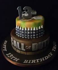 call of duty cake topper call of duty cakes call of duty cake cod by nicola cooper via