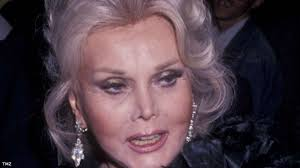 Za Za Gabor Zsa Zsa Gabor Passes Away At The Age Of 99 After Suffering A Heart