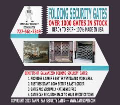 Overhead Door Of Tampa by Commercial Door Security Gates Over 1 000 In Stock Ready To Ship