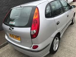 nissan almera not starting 52 plate 2002 nissan almera tino se cheap car with a c electric