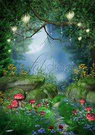 forest backdrop fab drops enchanted forest fairy photo backdrop