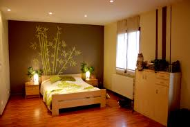 chambre adulte zen indogate com chambre orange et taupe