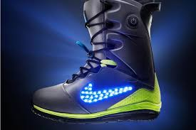 Nike S Fresh New Light Up Led Snowboard Boots Digital Trends