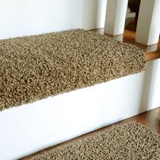 Stair Tread by Easy Installing Carpet Stair Treads Stair Design Ideas