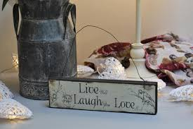 Live Laugh Love Signs Live Well Laugh Often Love Much Small Vintage Sign Chicy Rachael