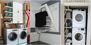 storage ideas for small laundry rooms warm laundry room closet