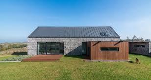 landscape house house in the landscape kropka studio archdaily