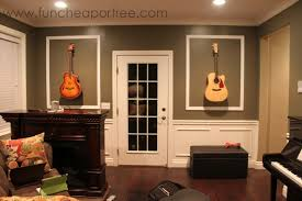 Guitar Storage Cabinet Plans Diy Framed Guitars Fun Cheap Or Free