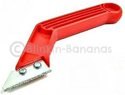 Grout Cleaning Tool Heavy Duty Grout Rake Tungsten Floor Wall Tile Tiling Remover