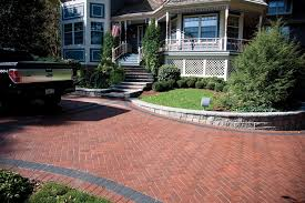 Unilock Holland Stone Hollandstone Landscape Pavers Basketball Court Pavers Ma