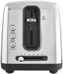 Sunbeam 4 Slice Toaster Review Sunbeam 4 Slice Long Toaster Ta6340p Appliances Online