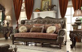 Victorian Loveseats Homey Design With A Victorian Design And Assorted Color Fabric
