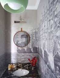 Wallpaper Nautical Theme - a southampton beach house gets a makeover by david netto and david
