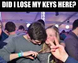 Lost Keys Meme - lost my keys meme by bowie grijspaarde16 memedroid