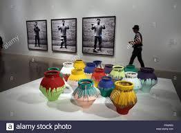 Ai Weiwei Dropping Vase Ago Ai Weiwei Exhibit