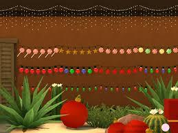 sims 3 holiday lights dot s holiday string l set