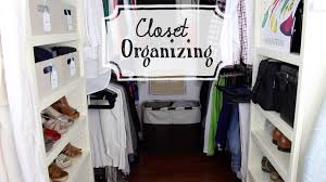 organize your closet sharing his u0026 her youtube