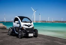 renault twizy blue renault u0027s mini ev twizy to launch in korea be korea savvy