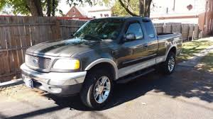 Ford F150 Truck 2002 - ford f 150 harley davidson for sale used cars on buysellsearch