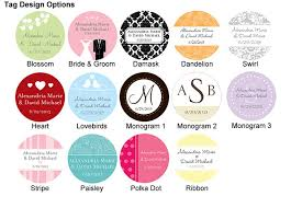 wedding favor labels wedding favor labels wedding