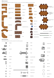 office floor plan symbols interior office furniture floor plan pertaining to foremost