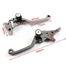 aliexpress com buy cnc pivot brake clutch levers for kawasaki
