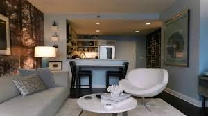 small house interior design living room and kitchen youtube