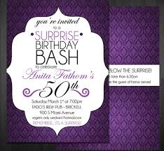15 surprise birthday invitations free psd vector eps ai