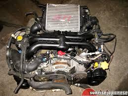 jdm subaru legacy 04 05 subaru legacy 2 0gt spec b bp5 bl5 avcs engine 5 speed 4wd