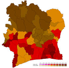 1972 Election Map by Political And Electoral Demographics World Elections