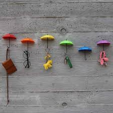 Key Home Decor Aliexpress Com Buy 3pcs Diy Home Decor Decoration Umbrella Wall