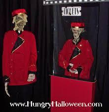 zombie halloween decorations halloween decorations catacomb cinemas including zombie ticket
