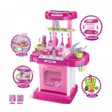 Barbie Kitchen Set For Kids Saffire Kitchen Set Kids Luxury Battery Operated Kitchen Super Toy