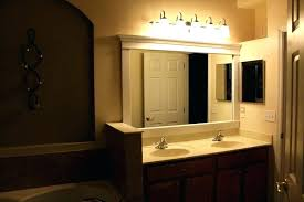 vanity mirror with led lights tall mirror with lights surprising design ideas tall bathroom