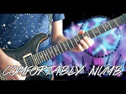 Led Zeppelin Comfortably Numb Pink Floyd Comfortably Numb Solo Cover Youtube
