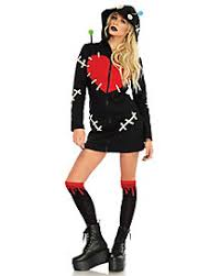 Doll Dress Halloween Costume Womens Creepy Doll Costumes Voodoo Doll Broken Doll