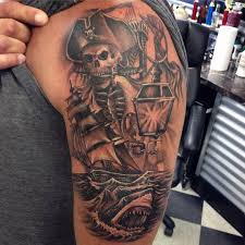 tattoos arm skull best 60 best skull tattoos meanings ideas and