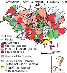 Domain Austin Map by Mesoproterozoic Plate Tectonics A Collisional Model For The