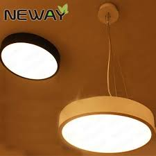 Pendant Light Contemporary Contemporary Circle Led Pendant Light Fixtures Suspension Lighting