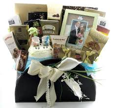anniversary gift basket the honeymoon fund glitter gift baskets