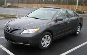 black 2007 toyota camry le best car to buy